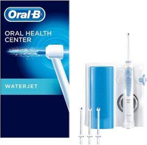 BRAUN Oral-B Waterjet im Test
